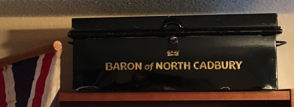 Baron's Deed Box
