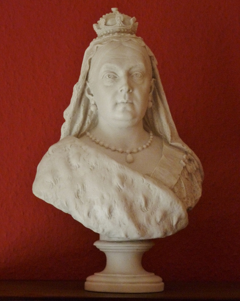 Queen Victoria (1819-1901), bust by Sir Joseph Edgar Boehm Bt. RA, 1887